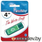 Smart Buy 4GB Glossy series Green SB4GBGS-G