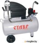 СТАВР КМК-50/1500(220-240 В, 50 Гц, Мощность: 1,5 кВт/2 л.с., объём ресивера 50л, производительность 206 л/мин, давление 8 Атм, длина шнура питания 2 м, вес 32кг, двигатель с термозащитой.)