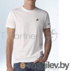 Футболка Hi-Black белая с лого (L)