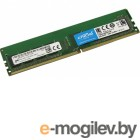 ОЗУ. Crucial DDR IV 8Gb PC-19200 2400MHz (CT8G4DFS824A) CL17 288pin 1.2B RTL