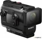 Sony HDR-AS50VR Ком-кт с пультом ДУ Live-View 1xExmor R CMOS 11.9Mpix черный