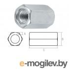 Гайка М10 (1.5х18х30 мм) удлиняющая, цинк, (600 шт в коробе) STARFIX (SM-86963-600)