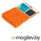 Сменная насадка для швабры из микрофибры, оранжевая, PERFECTO LINEA (44-432014)