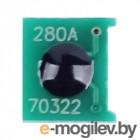 Чип CB435A/CB436A для HP LJ P1005/1006/P1505/M1120/M1522 Canon LBP3018/3010/3100/3150/3250(712/713) Вlack  ProfiLine