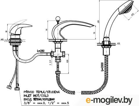 Slezak RAV Mississippi MS072.5S