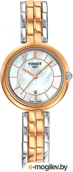 Часы TISSOT FLAMINGO T0942101605100