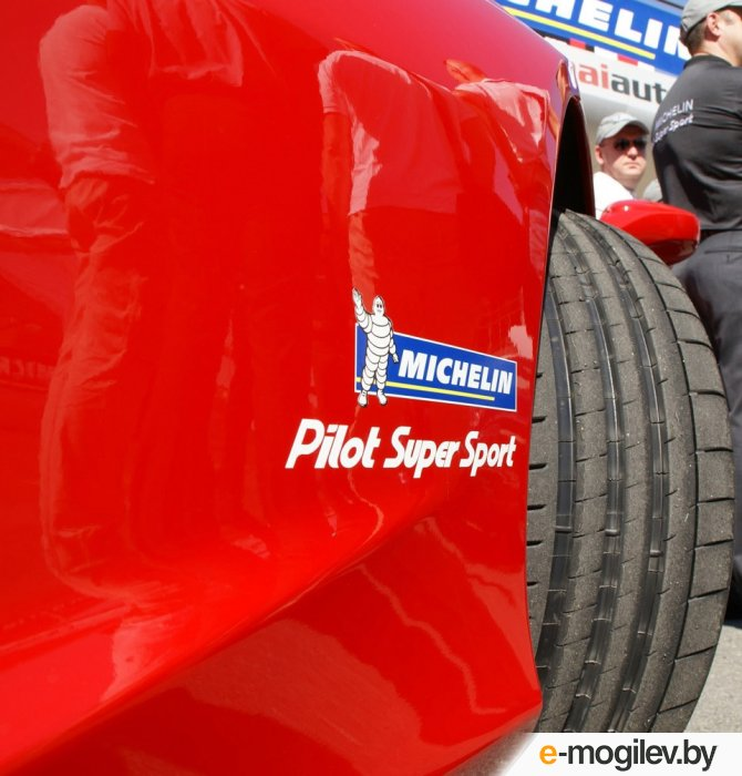 Michelin Pilot Super Sport 255/45 ZR19 100(Y) Летняя Легковая