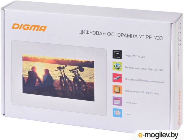 "Digma 7"" PF-733 белый"