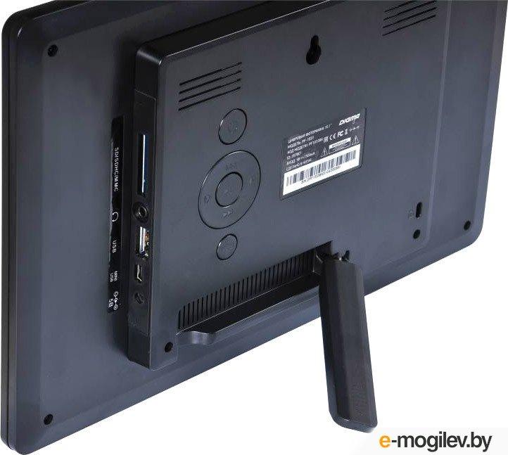 """Digma 10.1"""" PF-1033 черный"""