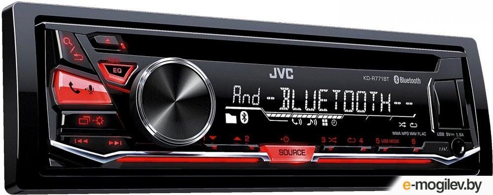 Автомагнитола JVC KD R 771 BT (шт.)