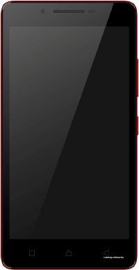 Lenovo A6010 Dual SIM 8GB LTE RED