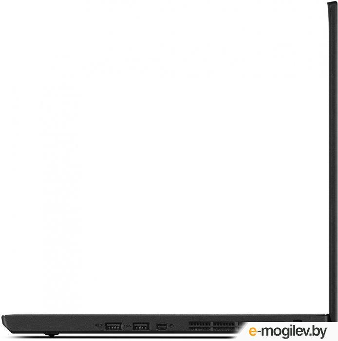 Lenovo T560 (20FJ002VRT) 16G 512 W10P 15.6 FHD NoTouch WLWW CORE_I7_6600U Intel HD Graphics
