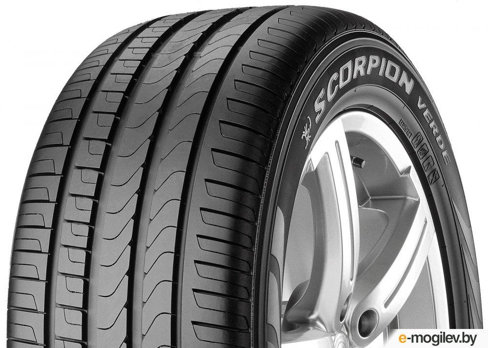 Pirelli Scorpion Verde 255/50 R19 107W Летняя Легковая
