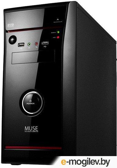 GMC Muse Black  ATX без  БП