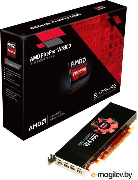 ATI-Sapphire W4300 100-505973  AM