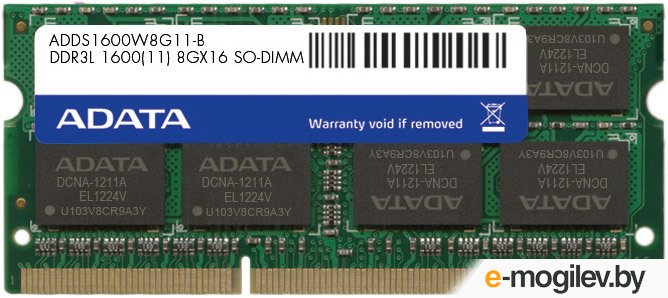 ADATA ADDS1600W8G11-B