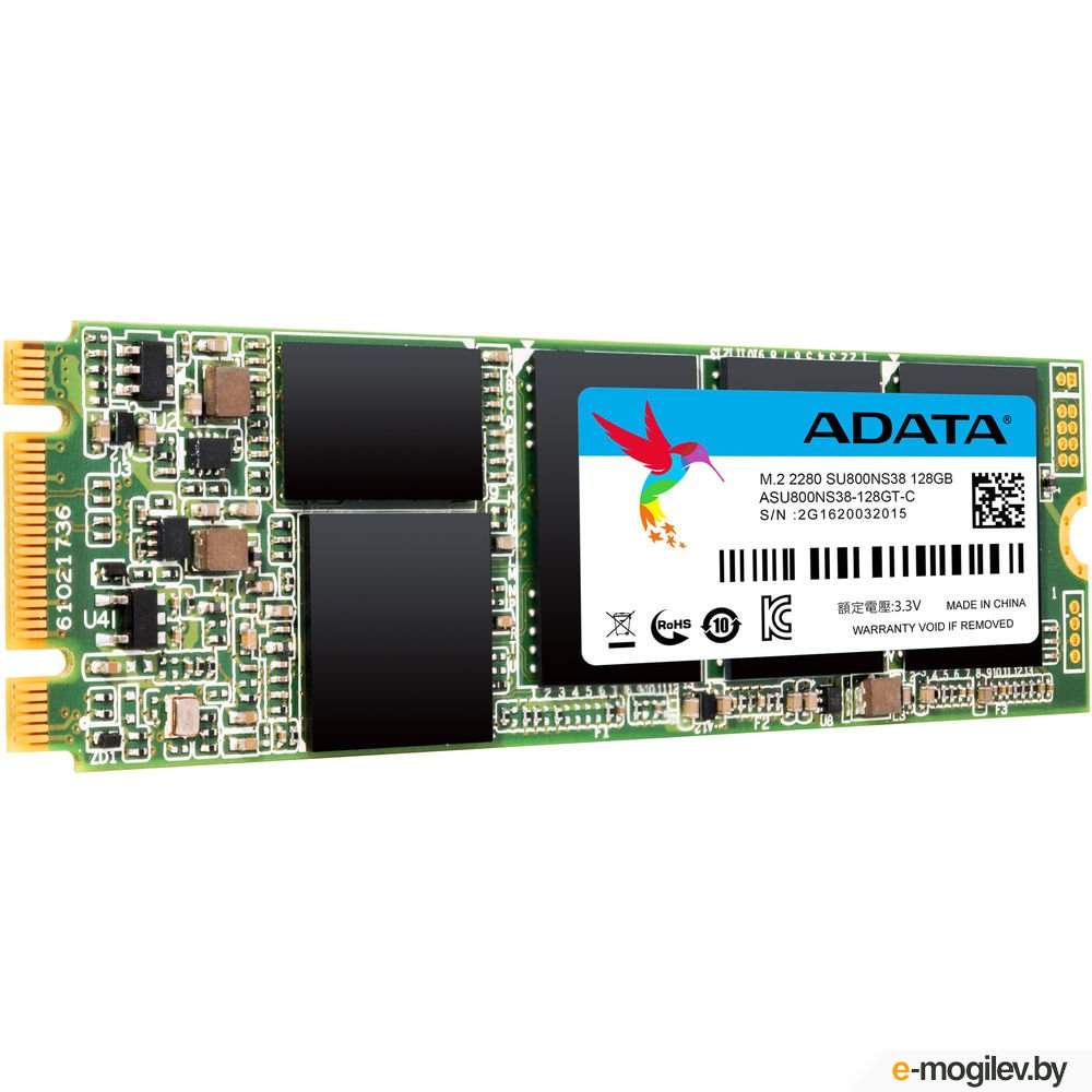 ADATA ASU800NS38-128GT-C