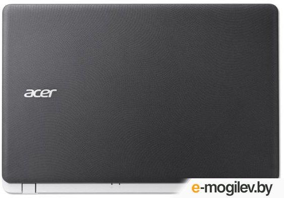 """Acer Aspire ES1-523-49TC A4 7210/4Gb/500Gb/AMD Radeon R3/15.6""""/FHD (1920x1080)/Windows 10/black/white/WiFi/BT/Cam/3220mAh"""