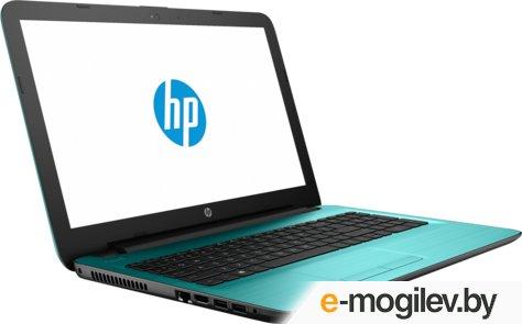"""HP 15-ba049ur 15.6""""(1920x1080)/AMD A6 7310(2.4Ghz)/4096Mb/1000Gb/noDVD/Ext:AMD R5 M430 2GB(2048Mb)/Cam/BT/WiFi/41WHr/war 1y/2.04kg/Dreamy Teal/Win10"""