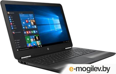 """HP Pavilion 15-aw034ur 15.6""""(1920x1080)/AMD A9 9410(2.9Ghz)/6144Mb/1000+8SSDGb/DVDrw/Ext:AMD Radeon R7 M440(2048Mb)/Cam/BT/WiFi/41WHr/war 1y/2.2kg/Onyx Black/W10"""