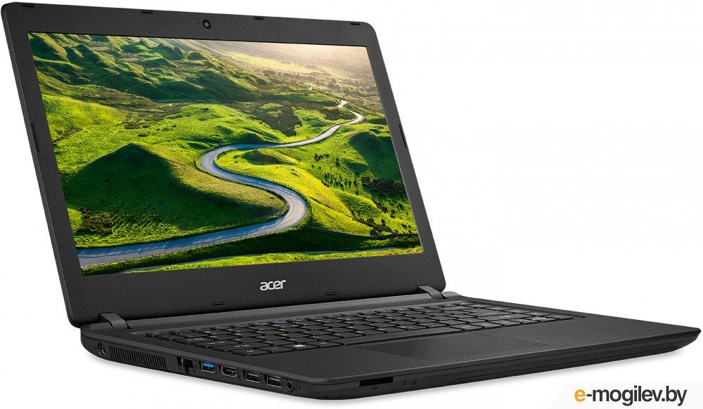 """Acer Aspire ES1-432-C9Y8 Celeron N3350/2Gb/SSD32Gb/Intel HD Graphics 500/14""""/HD (1366x768)/Windows 10/black/WiFi/BT/Cam/2800mAh"""