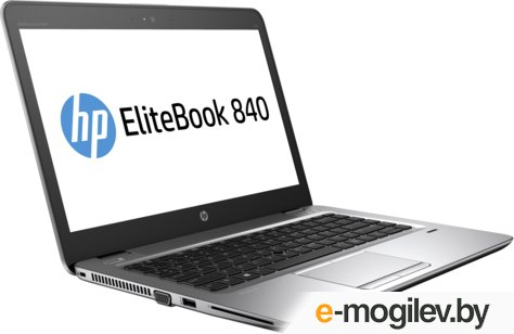 Ноутбук HP Elitebook 840 G4 (Z2V60EA) UMA i7-7500U 840 / 14 FHD AG SVA / 8GB 1D DDR4 / 256GB Turbo  G2 TLC / W10p64
