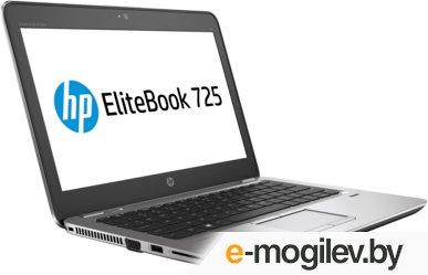"""HP EliteBook 725 G3 (P4T47EA) 12.5""""""""(1366x768 (матовый))/AMD A8 PRO 8600B(1.6Ghz)/4096Mb/500Gb/noDVD/Int:AMD Radeon R6/Cam/BT/WiFi"""
