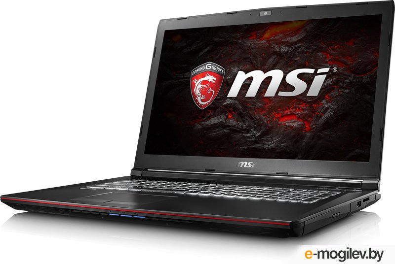 "MSI GP72 7RDX(Leopard)-489XRU Core i5 7300HQ/16Gb/1Tb/DVD-RW/nVidia GeForce GTX 1050 2Gb/17.3""/TN/FHD (1920x1080)/Free DOS/black/WiFi/BT/Cam (9S7-1799B3-489)"