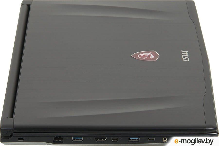 """MSI GP72 7REX(Leopard Pro)-492RU Core i7 7700HQ/8Gb/1Tb/DVD-RW/nVidia GeForce GTX 1050 Ti 4Gb/17.3""""/TN/FHD (1920x1080)/Windows 10/black/WiFi/BT/Cam (9S7-1799B3-492)"""