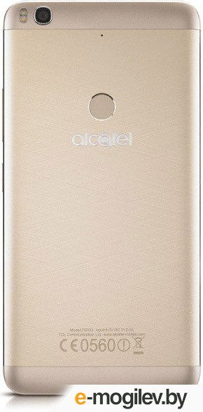 ALCATEL 7070X POP 4 METAL GOLD