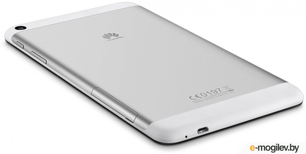"""Смартфон Huawei MediaPad T1 7.0 8Gb серебристый моноблок 3G 7"""" 600x1024 Android 4.4 2Mpix WiFi BT GPS MP3"""