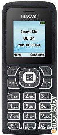 """Мобильный телефон Huawei F362 черный моноблок 1.8"""" 128x160 GSM900/1800 GSM1900"""