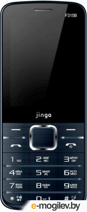 Jinga Simple F315B Синий