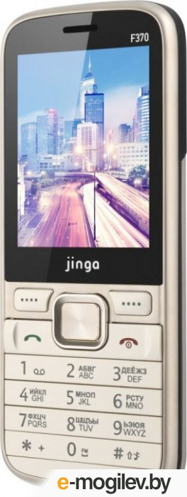 Jinga Simple F370 Золотой