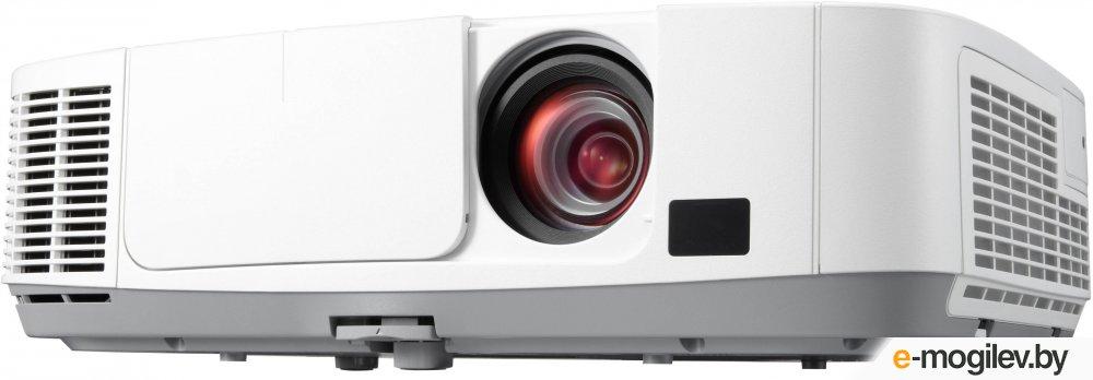 NEC projector P451W