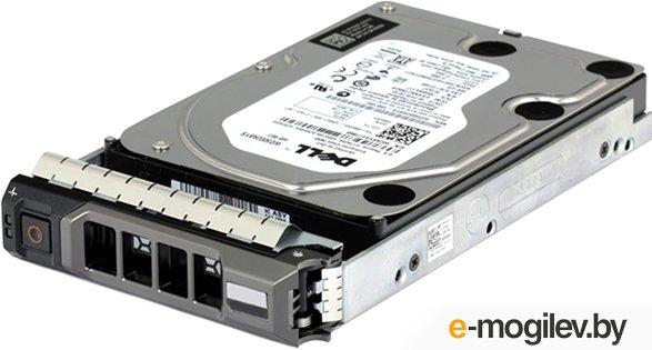 """Жесткий диск 600GB SAS 2.5"""" в салазках для серверов Dell G13 600GB SAS 10K 2.5 Hot-plug Hard Drive, CusKit"""