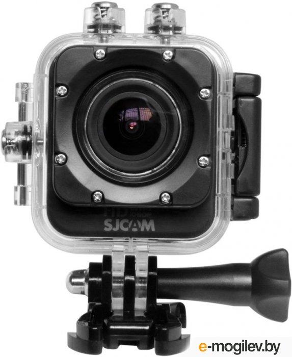 Экшн-камера SJCam M10 WiFi Сube Mini 1xCMOS 1Mpix черный