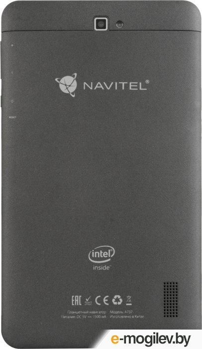 "Navitel A737 7"" 1024x600 8Gb microSDHC Bluetooth FM-Transmitter черный Navitel"