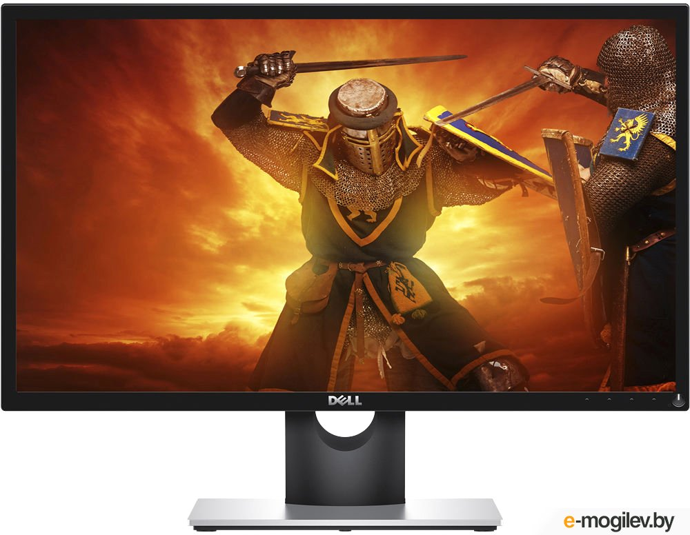 "Dell 23.6"" SE2417HG черный TN LED 2ms 16:9 HDMI матовая 1000:1 300cd 178гр/178гр 1920x1080 D-Sub FHD"