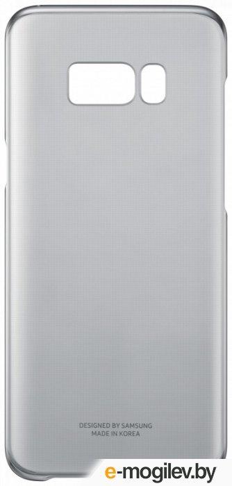 Чехол (клип-кейс) Samsung для Samsung Galaxy S8+ Clear Cover черный/прозрачный (EF-QG955CBEGRU)