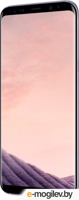 "Смартфон Samsung Galaxy S8+ SM-G955 64Gb аметист моноблок 3G 4G 2Sim 6.2"" 1440x2960 Android 7.0 12Mpix 802.11abgnac BT GPS GSM900/1800 GSM1900 Ptotect MP3 microSDXC max256Gb"