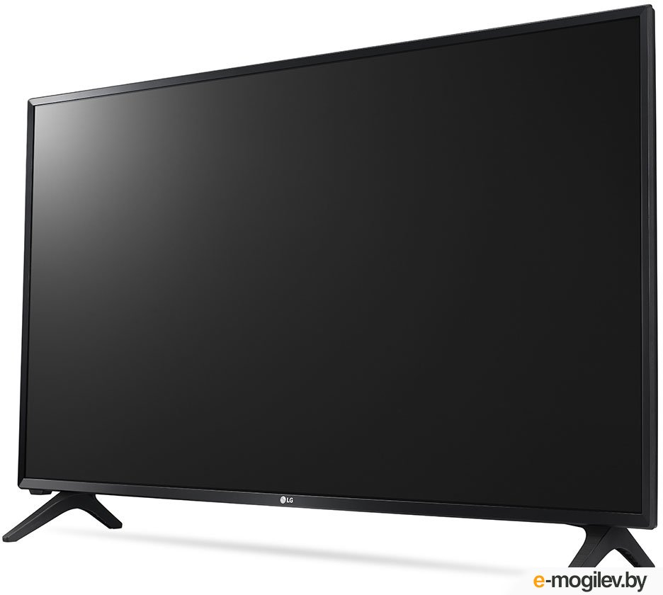 LG 43 43LJ500V черный/FULL HD/50Hz/DVB-T2/DVB-C/USB (RUS)