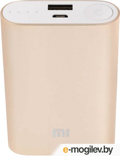 XIAOMI гаджет Xiaomi Mi Power Bank10000mAh gold VXN4145GL