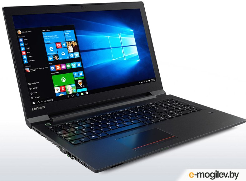 Lenovo V310-15ISK Core i3 6006U/4Gb/500Gb/DVD-RW/Intel HD Graphics 520/15.6/HD (1366x768)/Windows 10 Home/black/WiFi/BT/Cam (80SY02RMRK)