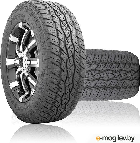 Летняя шина Toyo Open Country A/T Plus 225/70R16 103H