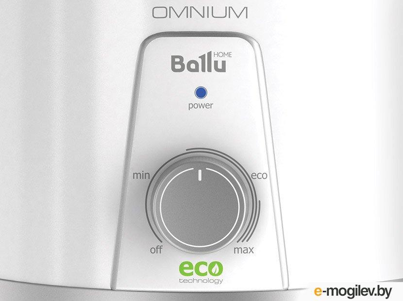 Накопительный водонагреватель  Ballu BWH/S 15 Omnium U