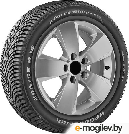 Зимняя шина BFGoodrich g-Force Winter 2 225/55R17 101H