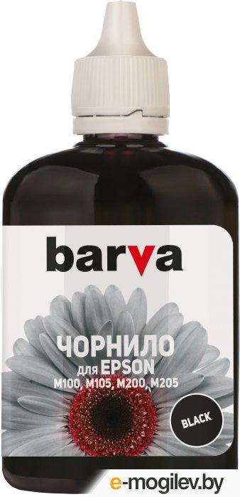 Чернила BARVA (M100-406) для Epson M100/M105/M200/M205, 90мл, <Black>