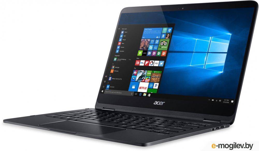 Acer Spin 7 SP714-51-M50P NX.GMWER.001 Intel Core i5-7Y54 1.2 GHz/8192Mb/256Gb SSD/No ODD/Intel HD Graphics/Wi-Fi/Bluetooth/Cam/14.0/1920x1080/Touchscreen/Windows 10 64-bit