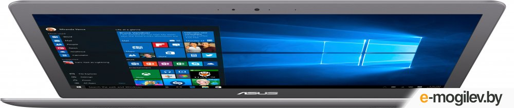 ASUS UX330UA-FB142T 90NB0CW1-M04070 Intel Core i7-7500U 2.7 GHz/8192Mb/256Gb SSD/No ODD/Intel HD Graphics/Wi-Fi/Bluetooth/Cam/13.3/3200x1800/Windows 10 64-bit
